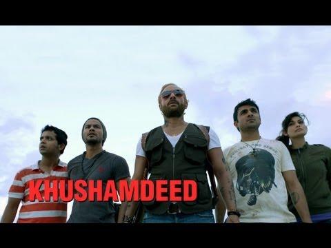 Khushamdeed (Video Song) | Go Goa Gone | Saif Ali Khan, Kunal Khemu, Vir Das
