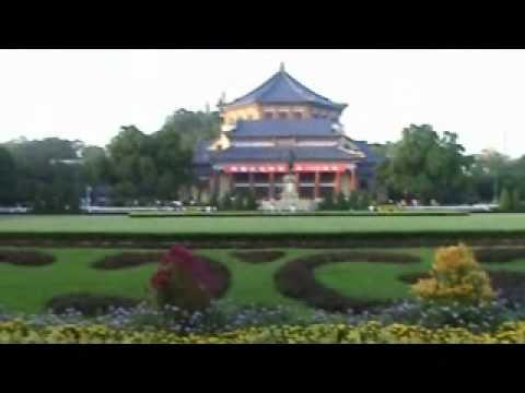 Kelionė į Kiniją. 2.Guangzhou