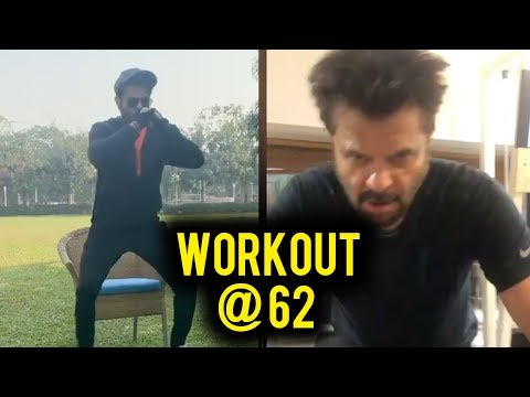 Anil Kapoor INSANE Workout At The Age Of 62 Is A M