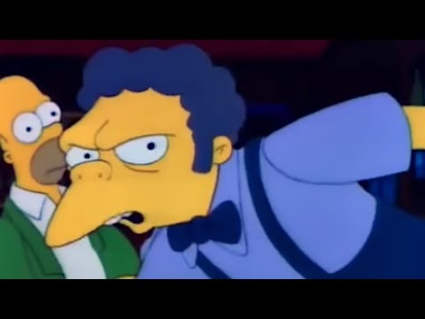 Moe Secrets From The Simpsons