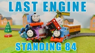 LAST ENGINE STANDING 84: TRAINS FOR KIDS THOMAS AND FRIENDS