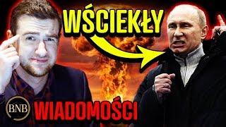 Putin WŚCIEKŁY! To Polska ZAKŁAMUJE HISTORIĘ! | WIADOMOŚCI