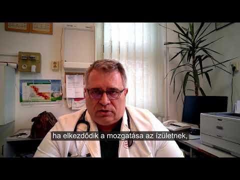 Hogyan lehet kezelni a térd gonartrózisát