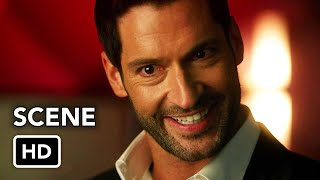 Люцифер, DCTV Crisis on Infinite Earths Crossover - Lucifer Cameo (HD) Tom Ellis Scene