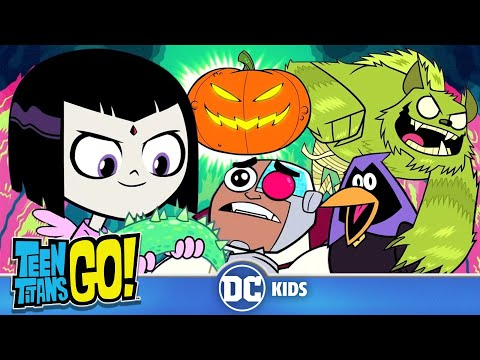 Teen Titans Go!   Spooky Titans   DC Kids