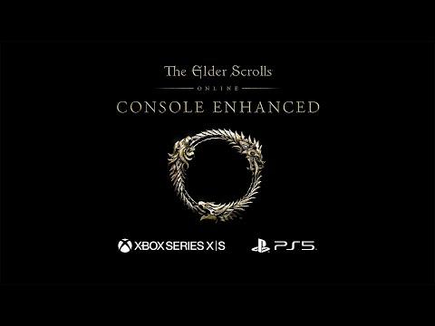 Présentation de la Console Enhanced pour PS5 et Xbox Series de The Elder Scrolls Online