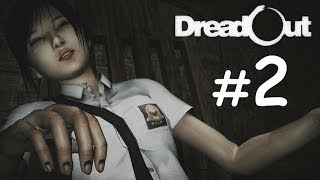 "Penampakan Hantu ""Dreadout Full Game #2"""