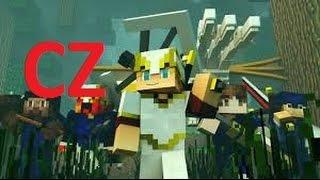 "Minecraft Song ♪ ""I Am Believing"" a Minecraft Parody CZ"