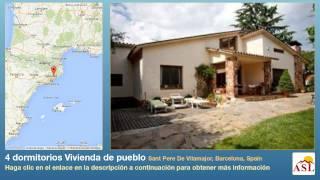 preview picture of video '4 dormitorios Vivienda de pueblo se Vende en Sant Pere De Vilamajor, Barcelona, Spain'