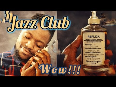 Jazz Club By Replica Review!!!