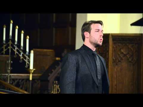 DMA Recital Excerpt Handel Cantata
