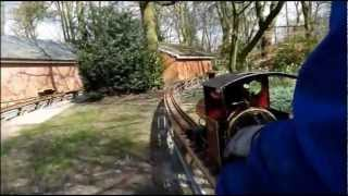 preview picture of video 'Sweet Pea at Leyland Society of Model Engineers'