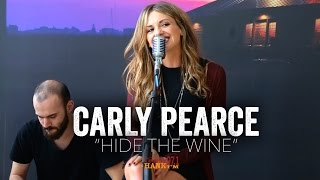 Carly Pearce   Hide The Wine (Acoustic)