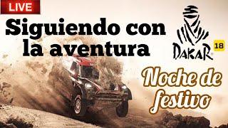 🔴 Directo de Dakar 18 - Completando Perú entre bugs