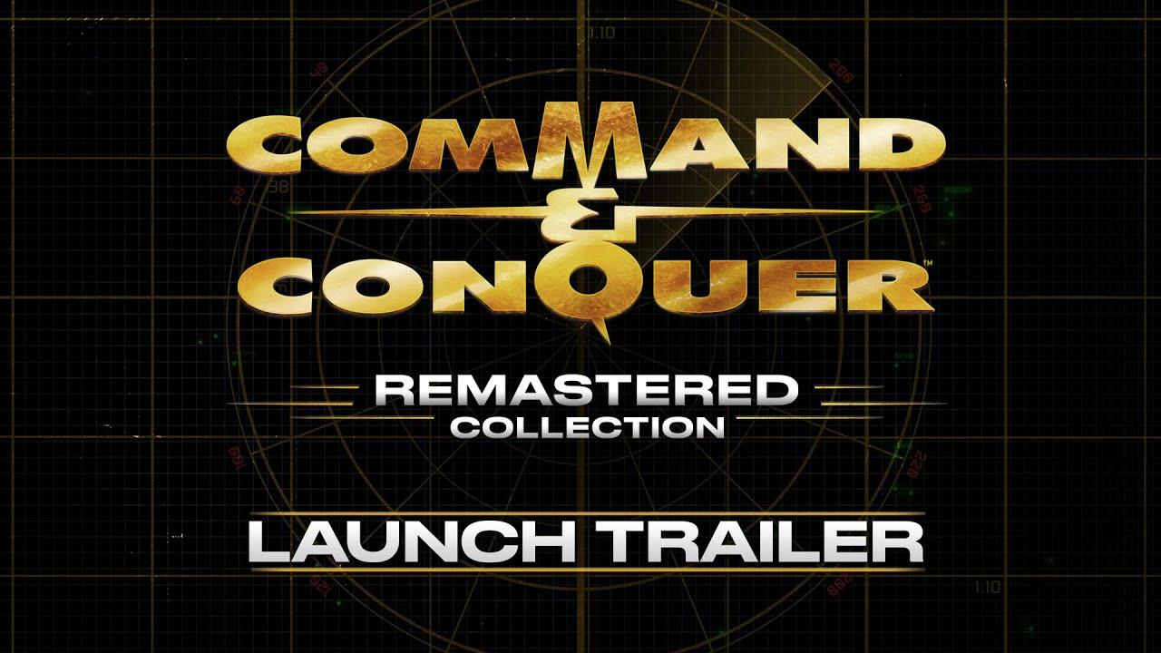 Релизный трейлер игры Command & Conquer Remastered Collection