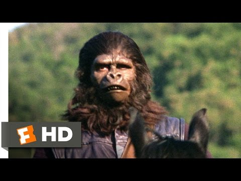 Planet Of The Apes (1/5) Movie CLIP - The Human Hunt (1968) HD Mp3