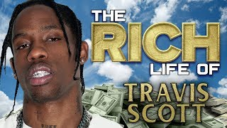 TRAVIS SCOTT | The RICH Life | FORBES 2018 Net Worth ( Cars, Mansions & More )