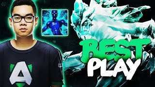 The Best Play of The International 8 Open Qualifiers by Alliance.miCKe on Morphling - EPIC Dota 2