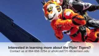 Air Force ROTC Det 770 - Alumni Spotlight Video #1