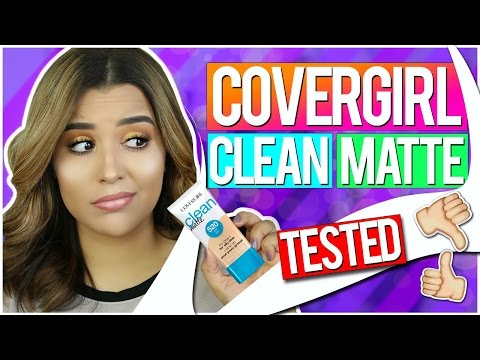 Clean Matte BB Cream by Covergirl #11