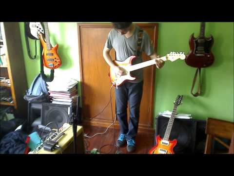 The Jimi Hendrix Experience - Voodoo Child (Slight Return) Cover