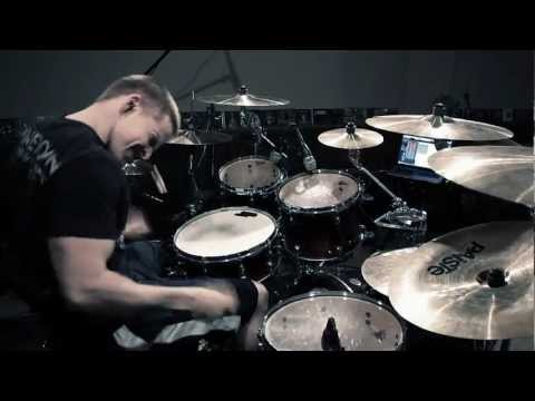 "Steve Tilley - Bullet For My Valentine ""Your Betrayal"" (Drum Cover)"