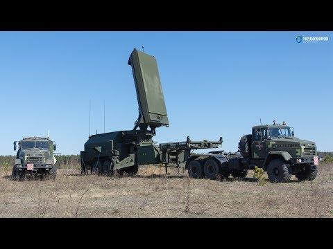 Контрбатарейний радар 1Л220УК від «Іскри» успішно завершив польові випробування