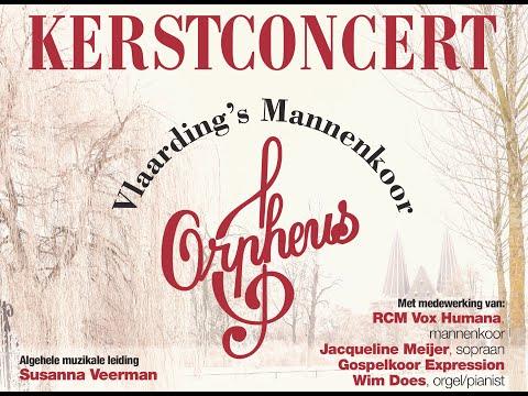 Kerstconcert Orpheus in Grote Kerk Vlaardingen