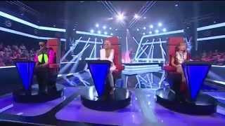 "Patrícia Ferreira - ""The show must go on""  | Provas Cegas | The Voice Portugal | Season 3"