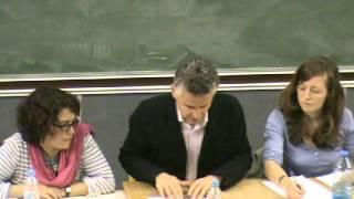 preview picture of video 'Conférence-débat  RÉALITÉS DE LA POLITIQUE ANTI-RROMS 10 04 2013 ...1'