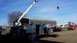 DTM70-H Crane Demo