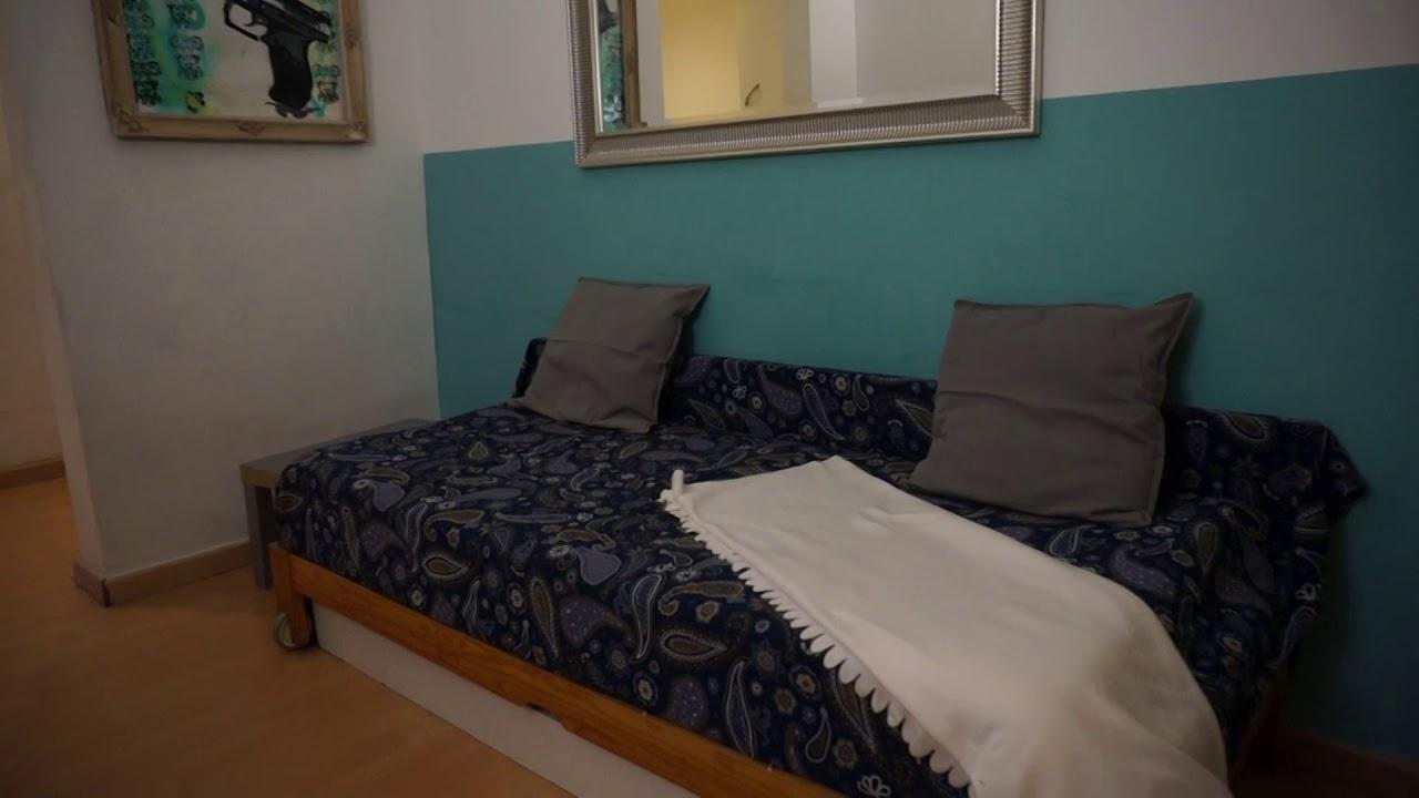 Charming studio apartment for rent in Gràcia
