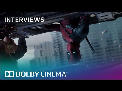 Deadpool - Director Tim Miller On Dolby Cinema | Interview | Dolby