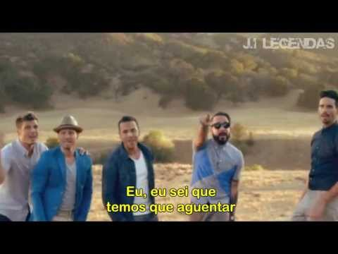 Backstreet Boys - In a World Like This [OFFICIAL VIDEO] (Legendado-Tradução)