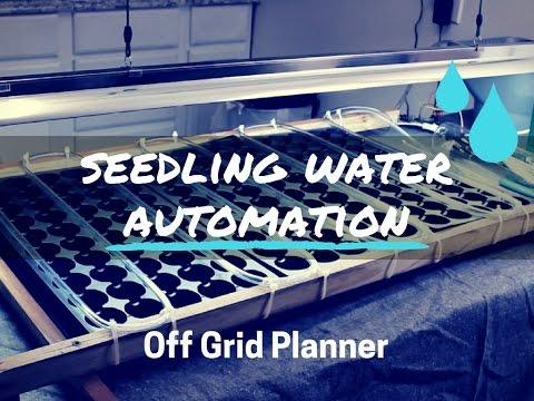 Смотреть онлайн бесплатно Raspberry Pi automated Plant watering