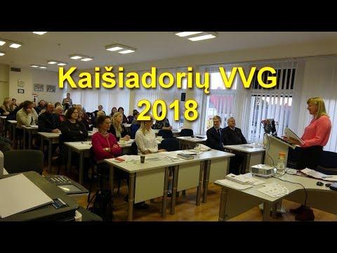 Kaišiadorių VVG ataskaitinis susirinkimas. 2018 03 21