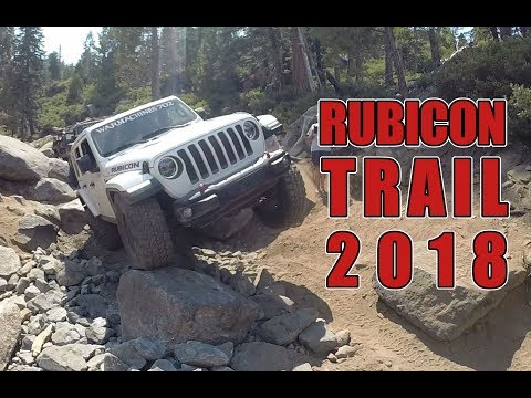 The Rubicon Trail 2018