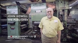 """John Howell, """"The Publisher"""""""