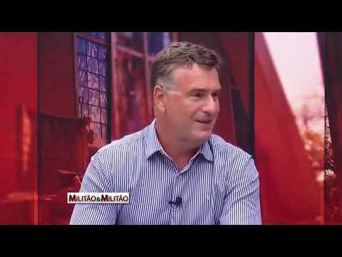 Entrevista com o atual presidente Luciano Gardano Elias Bucharles no programa Militão e Militão - 2021