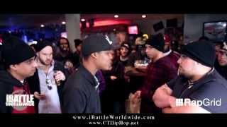 iBattle Worldwide Presents: Ju Davil & Young Skills Vs Q Da General & Suspense ($3200 on the line)