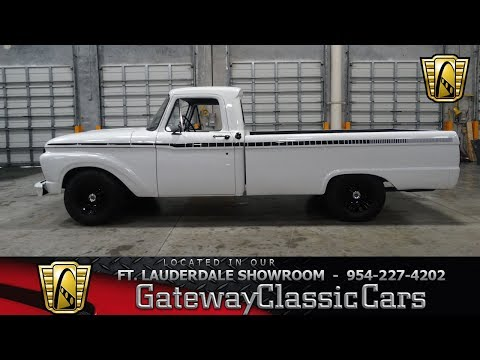 Video of '65 Ford F100 - $18,595.00 - L5YY