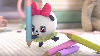 Малышарики - Балерины (Серия 79) Развивающие мультики для самых маленьких