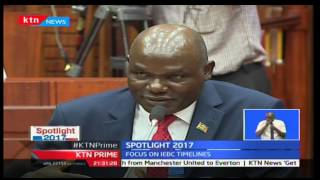 SPOTLIGHT 2017: Focus on IEBC timelines
