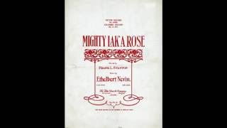 Mighty Lak' a Rose (1901)