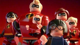 React De Lego Incríveis e Incríveis 2