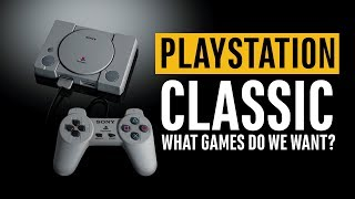 PlayStation Classic   Everything You Need To Know