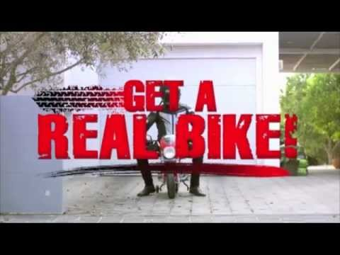 Funniest Motorcycle Commercials