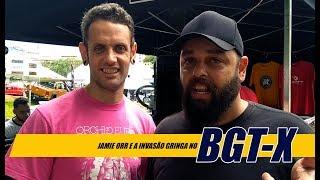 O que os estrangeiros acharam do Brasil e do BGT X?