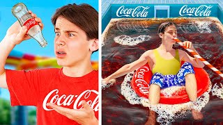 Teenager Bought a Waterpark!