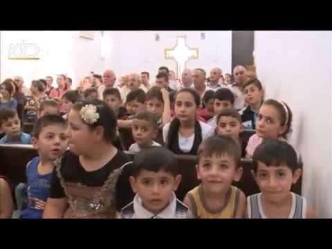 Prière pour la Journée mondiale de la paix en Irak, le 6 août 2014